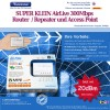 SUPER KLEIN WLAN Router / Access Point 300Mbps MIMO AirLive N Mini