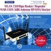 WLAN Router / Access Point WAR-150GN 150Mbps und 100mW Sendeleistung 3dBi WLAN Antenne